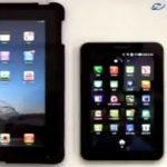 Samsung Galaxy Tab – Vidéo preview