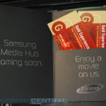 Samsung Media Hub bientôt disponible