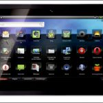 Folio Toshiba 100 – la tablette tactile de Toshiba en Photo