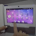 Rockchip fait la démo de son téléphone fixe sous Android