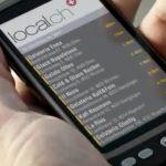 Le site local.ch utilise des terminaux Android pour ses Spots TV