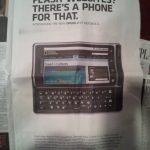 Motorola tape encore sur Apple dans une nouvelle publicité