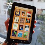 Samsung Galaxy Tab disponible le 25 novembre chez Orange