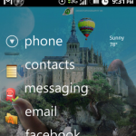 Zune Home – Transformez votre smartphone Android en Zune