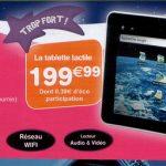 Toys R US aussi va sortir une tablette tactile Android