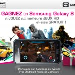 Grand Concours avec Android-France & Gameloft !