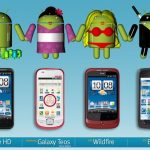 Bouygues Telecom et sa famille BugDroid