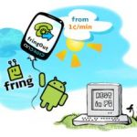 Fringout disponible sur Android