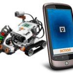 Lego MINDroid – Votre terminal devient une télécommande pour Mindstorm NXT