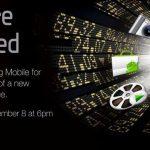 Samsung – Nouveaux produits Android annoncés le 8 novembre