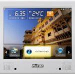 Nikon travaille sur un cadre photo numérique sous Android