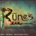 Runes – La version finale du MMORPG imminente