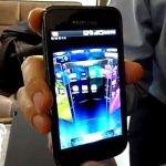 SPB Mobile Shell 5.0 – Vidéo sur un Samsung Galaxy S