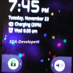 Nexus S – Des photos floues du terminal et d'Android 2.3 Gingerbread
