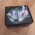 ZTE Blade – Le Test Android-France