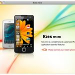 Samsung Kies disponible pour Mac