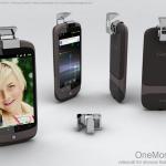OneMoreFace  – Ajoutez une caméra frontale sur votre terminal à moindre frais