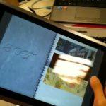 La tablette Android Acer en vidéo