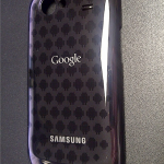 Nexus S – Samsung va proposer une coque arrière en série limitée