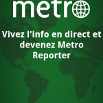 Metro – L'application disponible sur Android Market