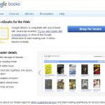 Google eBooks – L'annonce  officielle