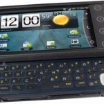 HTC Evo Shift 4G – Une version du HTC evo( HTC HD) avec un clavier