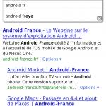 Google Instant – Disponible dans 40 pays dont la France