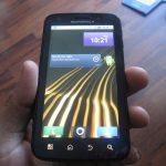 Motorola Olympus – Nouvelles photos