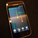 #CES Samsung Galaxy Player – Quelques photos