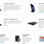 #CES Motorola Xoom – Les accessoires