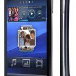 Sony Ericsson Xperia Arc – l'interface du logiciel de la caméra en vidéo
