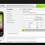HTC Sync – Nouvelle version compatible avec tous les HTC sous Android