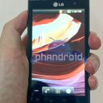 LG Optimus 3D – Une photo ?