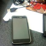 Des photos du terminal HTC sans bouton