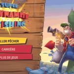 Super Dynamite Fishing – Le jeu où vous allez pêcher à la Dynamite