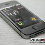 Un clone d'iPhone 4 de moins d'un Cm d'épaisseur sous Android