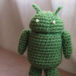 Bugdroid – La mascotte Android en crochet [modèle]
