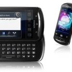 Sony Ericsson Xperia Pro – Un nouveau terminal à clavier