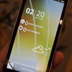 L'Acer Iconia Smart-des photos et une vidéo