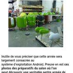 Android France – Les applications, les brèves et le microblog