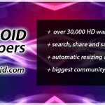 Coveroid Wallapers HD – Trouvez vos fonds d'écran HD facilement