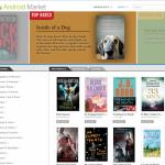 Android Market – Ajout de la catégorie Ebook (film et musique en approche ?)