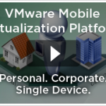 VMWare – Virtualisation mobile sur Android #mwc2011