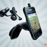 Concours – Gagner un Car Kit Samsung Galaxy S et une licence Navigon MobileNavigator Europe