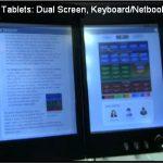 NEC – La Tablette double écrans sous Android en vidéo #mwc2011