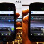 Android 2.3.3 – Les informations officielles sur le changement de teinte