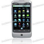 A5000 – Un terminal dual SIM sous Android 2.2 à 100 euros