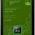 SmartQ Ten – Une tablette tactile à écran piezoelectric #mwc2011