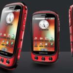 Umeox Apollo – Le smartphone Android solaire #mwc2011
