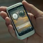HTC Wildfire 2 – Apparition dans une vidéo